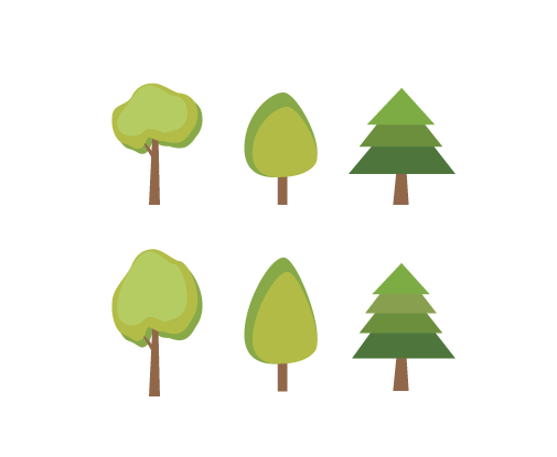 木イラスト