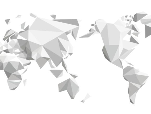 太平洋 世界マップ