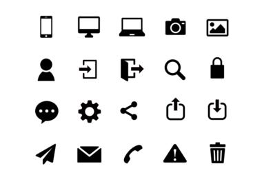 icon アイコン まとめ