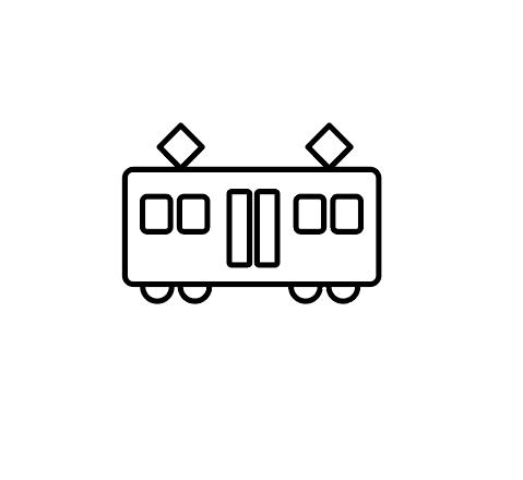 電車アイコンに関する記事一覧